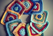 granny squares / The good old granny square!