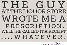 Wine jokes
