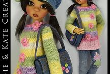 Kaye Wiggs dolls fashion