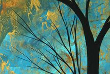 Trees Paintings