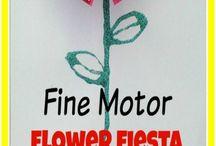 Fine motor art