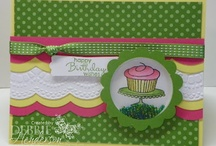 Stampin up shaker cards / A board for ideas of shaker cards