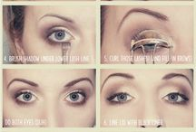 Make up / Tips to look pretty and how!!