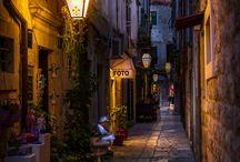 Chorvatsko, Slovinsko,