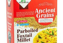 Buy Online 24 Mantra Ancient Grains Parboiled Foxtail Millet from USA
