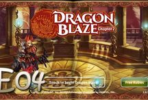 Dragon Blaze Chapter 2 E04 Game Play Walkthrough Android