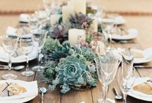 Arts and Craft Wedding