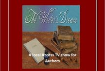 The Writer's Dream / Described here is a local access TV show where authors are interviewed about their craft.