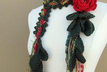 Scarves,cape,womenn  (šále,šatky,pelerína,ženy )