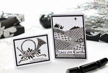 Cards - Zentangle