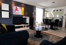 Interior design - my work / I designed these homes :)