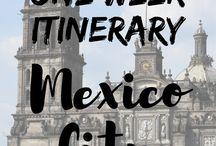 Going to México