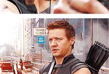 Jeremy Renner- Hawkeye