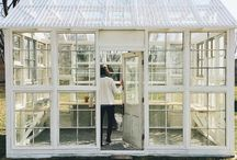greenhouse for island