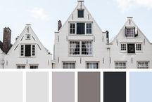Woonkamer / hal / ideeën voor het nieuwe huis