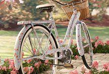 DIY cykel
