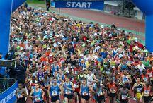 Your first Half Marathon/Tu primera media maratón / Your first Triathlon. También en español