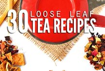 Loose Leaf Tea / Discover the different varieties of tea available in the world and learn about the benefits of drinking loose leaf tea and how to brew the perfect cup.