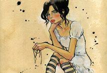 illustration / #illustration #drawing #art