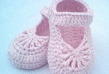 Crochet  / doilies and needle work