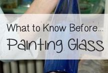 painted glass