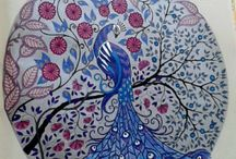 Jardim Secreto e Floresta Encantada / Minhas cores!