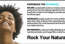 My Fave Natural Hair Products  / My favorite natural hair products that work great for my 4a hair.