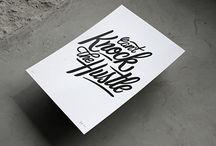 Type Kraft / by // Bijdevleet //