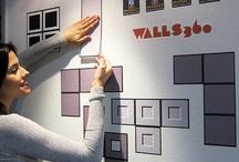 Tetris Wall Graphics from Walls 360!