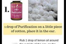 Oils / Essential Oils