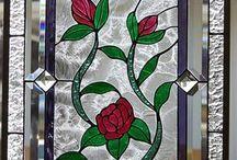 Tiffany glass patterns