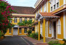 Goa Old Buildings