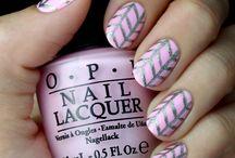 Nails. Creative