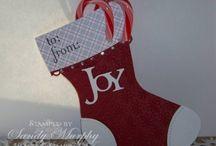 S U - Christmas Stocking