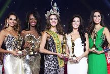 Miss Grand International / Miss Grand International is an annual international beauty pageant held in Thailand since 2013 and is organized by Miss Grand International Organization based in Thailand.