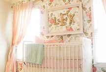 Cuartos bebes / Ideas decoración para cuarto del peque
