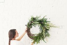 Wreath / Decorations