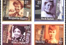 Their Stamp on History / by Mira Lowe