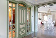 Двери AVES Interior / Двери из ценных пород дерева по эксклюзивному дизайну от мастерской AVES Interior