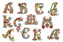Гуслицкая роспись и другие народные орнаменты / Типичные рисунки и украшения народов мира
