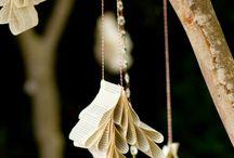 Romantic Literary Wedding Decor