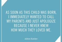 "The Love Quotes Celebrity Quotes : Celebrity Quote: ""As soon as this child was born, I immediately wanted to c…"
