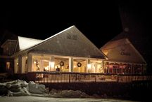 Chalet on the Hudson / One of our event venues located in Cold Spring, NY