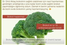 brokoli nasıl yenmeli