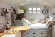 Shepherds Huts