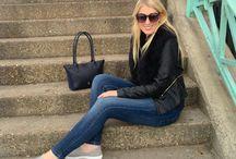 La Blonde Voyage Style