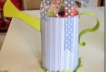 Πασχαλινες κατασκευες Α δημοτικού - Easter crafts for first Grade