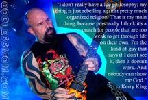 Kerry King news, music, quotes and others / This is my place for this awesome guitarist.