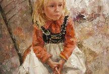 Art: Impressionists / by Cynthia Secunda Daniel