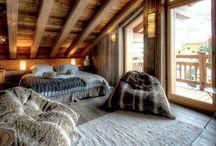house - bedroom / spálňa